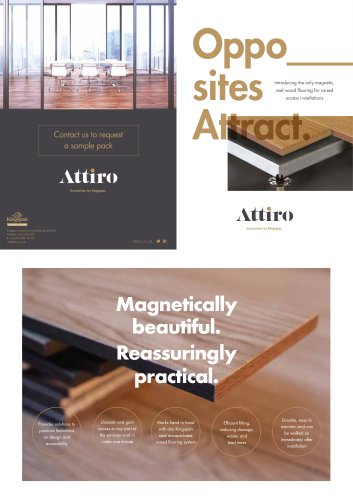 Attiro Catalogue