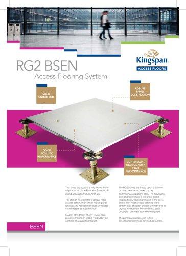 RG2 BSEN Datasheet
