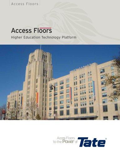 Higher Education Technology Platform