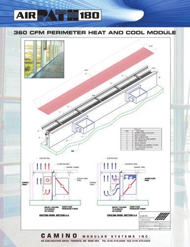 360 CFM Perimeter Heat and Cool Module