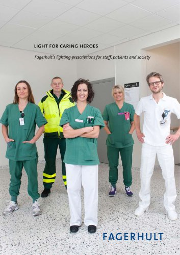 LIGHT FOR CARING HEROES