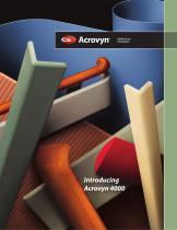 Acrovyn 4000 Flyer - 1
