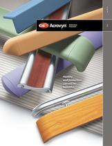 Acrovyn Profiles 2012