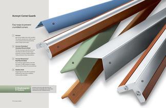 Acrovyn Profiles 2012 - 5