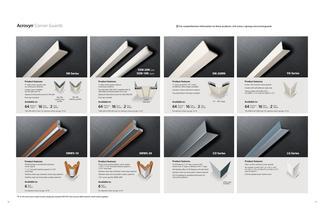 Acrovyn Profiles 2012 - 8
