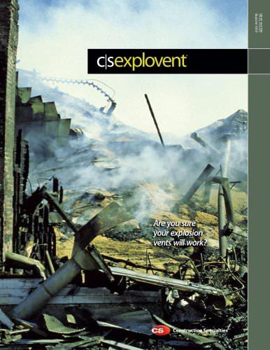 Explovent Catalog
