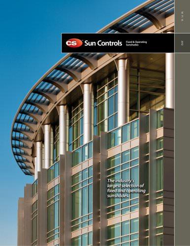 Sun Control Catalog