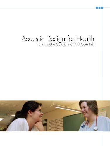 Acoustic Design for Health