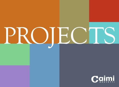 CAIMI PROJECTS CATALOG