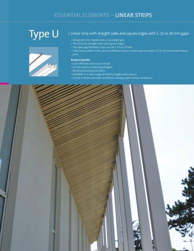 Type U