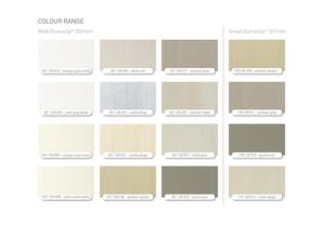 Dumaclip Colour range