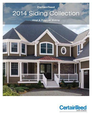2017 Siding Collection Certain Teed