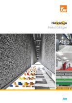 HERADESIGN® Product catalogue