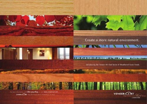 Veneer-Art Brochure 2013