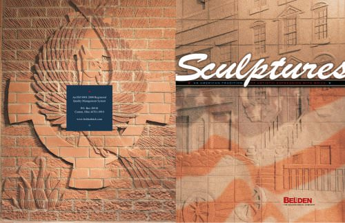 Belden Brick Sculpture Literature