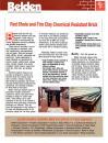 Chemical Resistant Brick