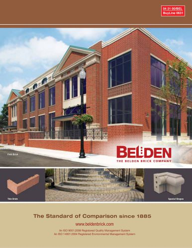 Construction Sweets Brick Brochure