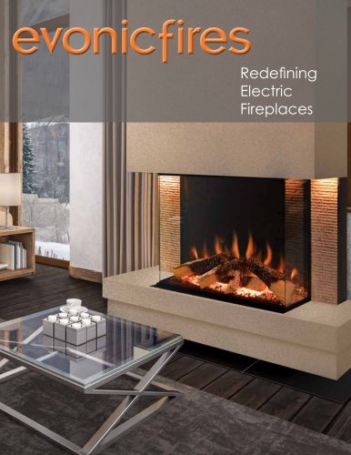 Redefining Electric Fireplaces