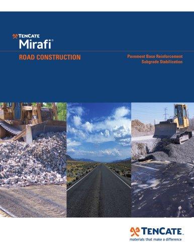 Road Construction (Pavement Base Reinforcement)