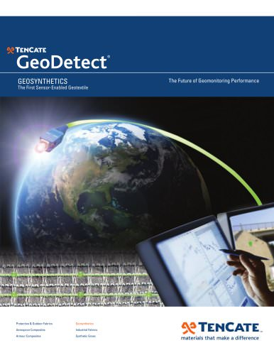 TenCate GeoDetect Solution