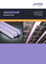 JACKODUR Insulation strips