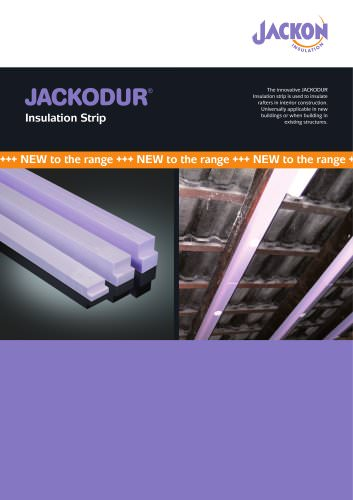 JACKODUR Insulation strips