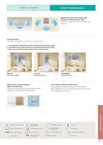 Air Conditioner Ceiling Cassette Type Brochure - 2