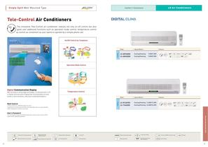 Air Conditioner Single-Split Wall Mounted Type - 8