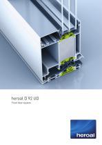 heroal D 92 UD