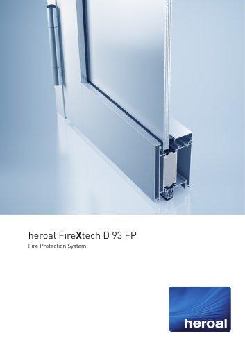 heroal FireXtech D 93 FP