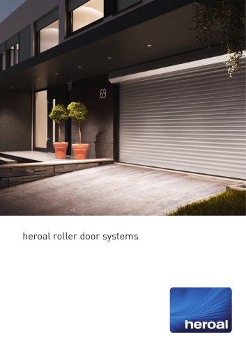 heroal roller door systems