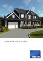 heroal roller shutter systems