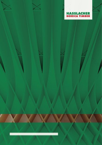 GLUE LAMINATED TIMBER BSH THE ENGINEERED