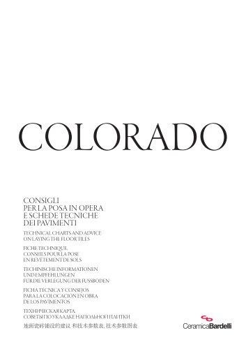 COLORADO technical chart