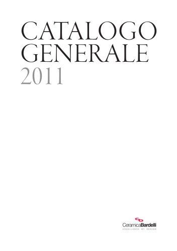 GENERAL CATALOG 2011