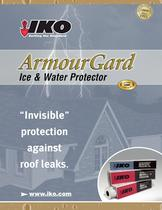 ArmourGard Ice & Water Protector - 1