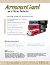 ArmourGard Ice & Water Protector - 2