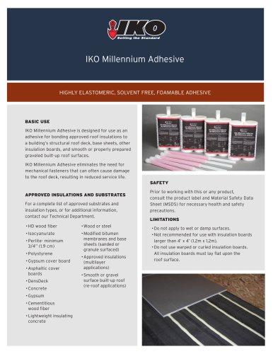 IKO Millennium Adhesive