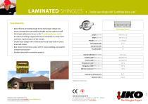 LAMINATED SHINGLES - 2