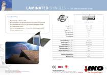 LAMINATED SHINGLES • Self-adhesive laminated shingle - 2