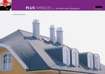 PLUS SHINGLES • APP modified bitumen (TÜM approved) - 1