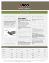Protectoboard Brochure - 1