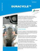 DURACYCLE™ - 1
