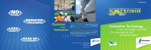 Extensia Brochure