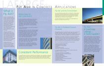 Fly Ash: Concrete Applications - 2