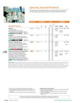 Gypsum Products - 4