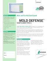 Mold Defense Shaftliner TX - 1
