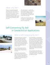 Self-Cementing Fly Ash in Geotechnical Applications - 3