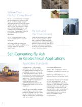 Self-Cementing Fly Ash in Geotechnical Applications - 4
