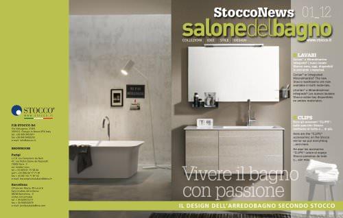 Arredo Bagno San Giorgio In Bosco.Catalogo Stocco F Lli Stocco S R L Pdf Catalogs Documentation Brochures